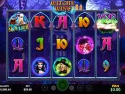 Witchy Wins Slots